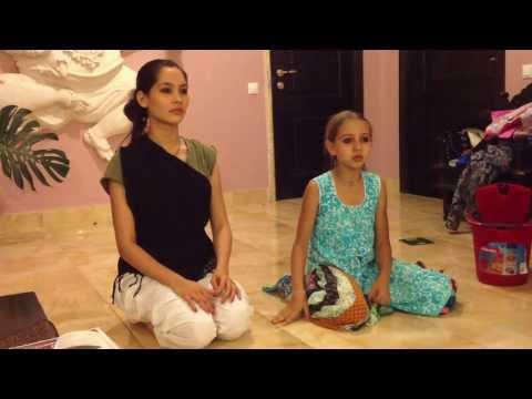 Мастер класс индийского танца. Эмоции. Животные. Техника.