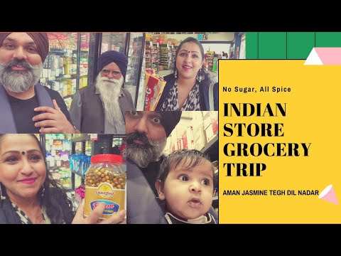 #grocery Indian SUPERMARKET Trip in SYDNEY, AUSTRALIA. Punjabi hatti ton samaan. Dekho tan ki ki aa.