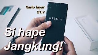 PENGALAMAN MAIN GAME YANG BERBEDA! Unboxing Beneran Sony Xperia 1 Indonesia