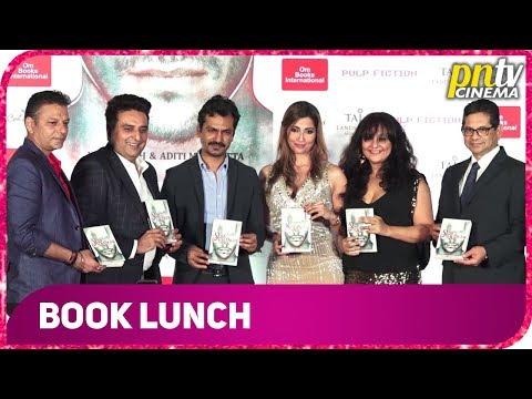 """Nawazuddin Siddiqui Launche Neeta Shah & Aditi Mediratta's Book """"The Stranger In Me"""""""