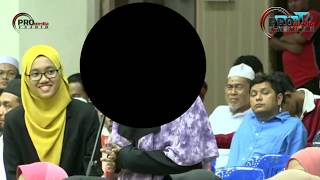 girl who hates dr. zakir naik make confession