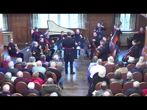 The Countess of Wessex's String Orchestra at Charlton House 26.01.2018