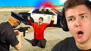 GTA 5 Spielen Als Ein POLIZIST!