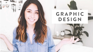 GRAPHIC DESIGN MAJOR & CAREER | Life as a Graphic Designer!