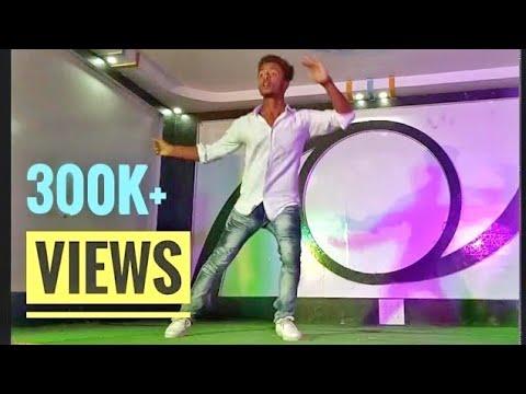 Jise Dekh Mera Dil Dhadka - College Ki Ek Ladki he !! Dance