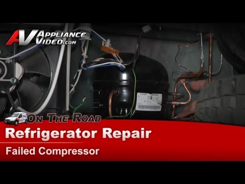 refrigerator-repair-&-diagnostic---compressor-not-starting--maytag,-whirlpool