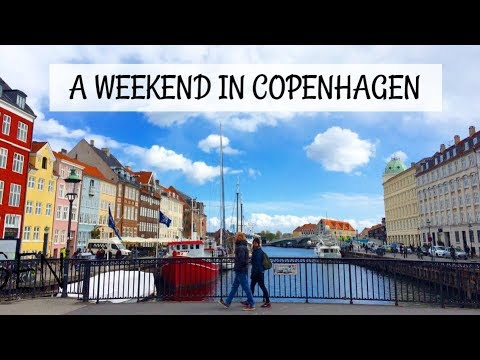 A Weekend in Copenhagen, Denmark
