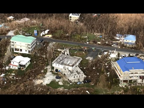 Americans living on St. John devastated after Hurricane Irma