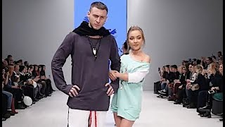 ANASTASIA FALKOVICH Belarus Fashion Week Spring Summer 2018 - Fashion Channel