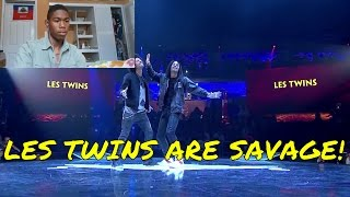 Les Twins Performance | Red Bull BC One World Final 2015 REAL REACTION!