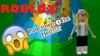 "ESTO ES ENSERIO ;-;"" /ROBLOX/ TOWER OF THE HELL ."