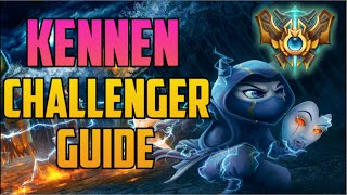 BEST KENNEN IN THE WORLD BUILD GUIDE- BobJenkins NA Challenger (League of Legends)