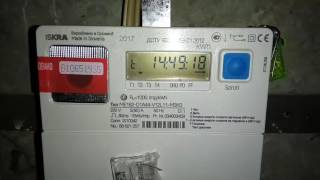 видео Как работает двухтарифный счетчик электроэнергии день-ночь. Жми!
