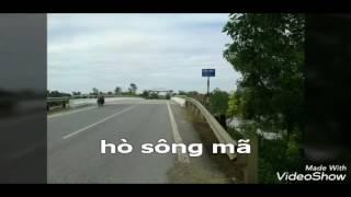 Hò sông mã karaoke