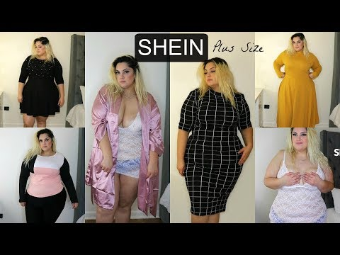 Shein Plus Size Haul | Will It Fit?!