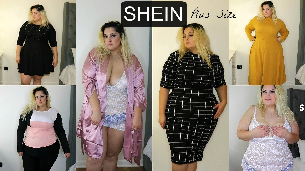0ab4706d5452 Shein Plus Size Haul | Will it Fit?! - YouTube
