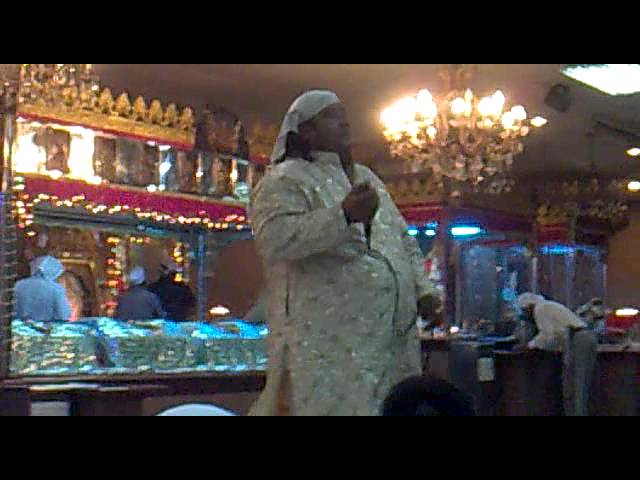 Manila Hindhu Tample Philipine Maa ke Navratre 2011 part.4 Travel Video