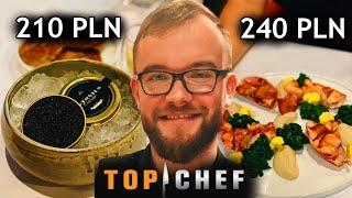 Jem u ZWYCIĘZCY TOP CHEF Polska: kawior i homar za 450 PLN - Stary Browar Poznań   GASTRO VLOG #271