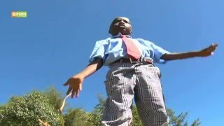 Video: Your Story - Biron Kipchumba, The 8 Year Old Comedian And Poet