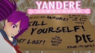 WHEN BULLYING GOES TOO FAR | Yandere Simulator