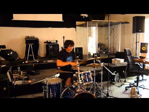 Drumrecording - Workshop, Record your Drumset with only 3 microphones (Glyn Johns Method)