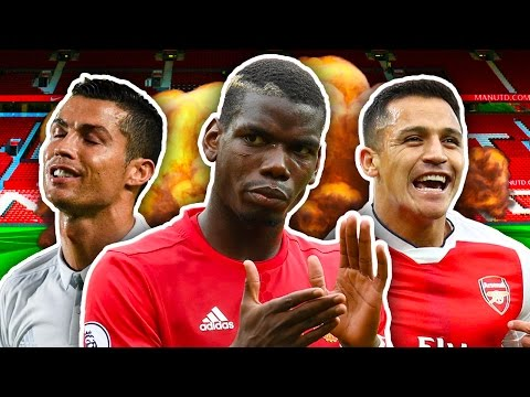Paul Pogba Fires Manchester United Back Into The Title Race?! | W&L