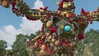 Knack 2 - Trailer d'annonce PSX 2016
