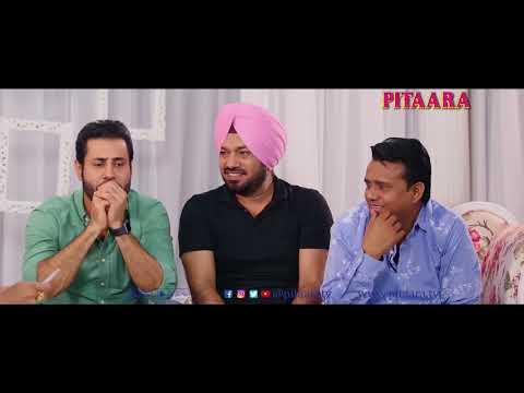 Binnu dhillon | Gurpreet Ghuggi | Karamjit Anmol with #Shonkan | Shonkan Filma Di | Pitaara Tv