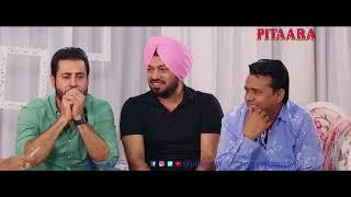 Binnu dhillon   Gurpreet Ghuggi   Karamjit anmol with #shonkan   Shonkan filma di   Pitaara Tv