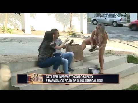 Gata Indiscreta Mostra Demais E Deixa Rapaziada De Boca Aberta