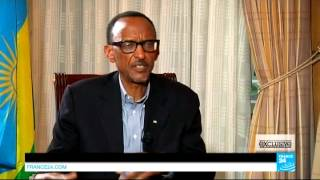 Video Exclusive interview: Kagame discusses France's role in Rwandan genocide download MP3, 3GP, MP4, WEBM, AVI, FLV Oktober 2018