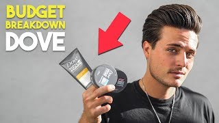 Are Dove Hair Products Any Good? | Mens Hair Budget Breakdown