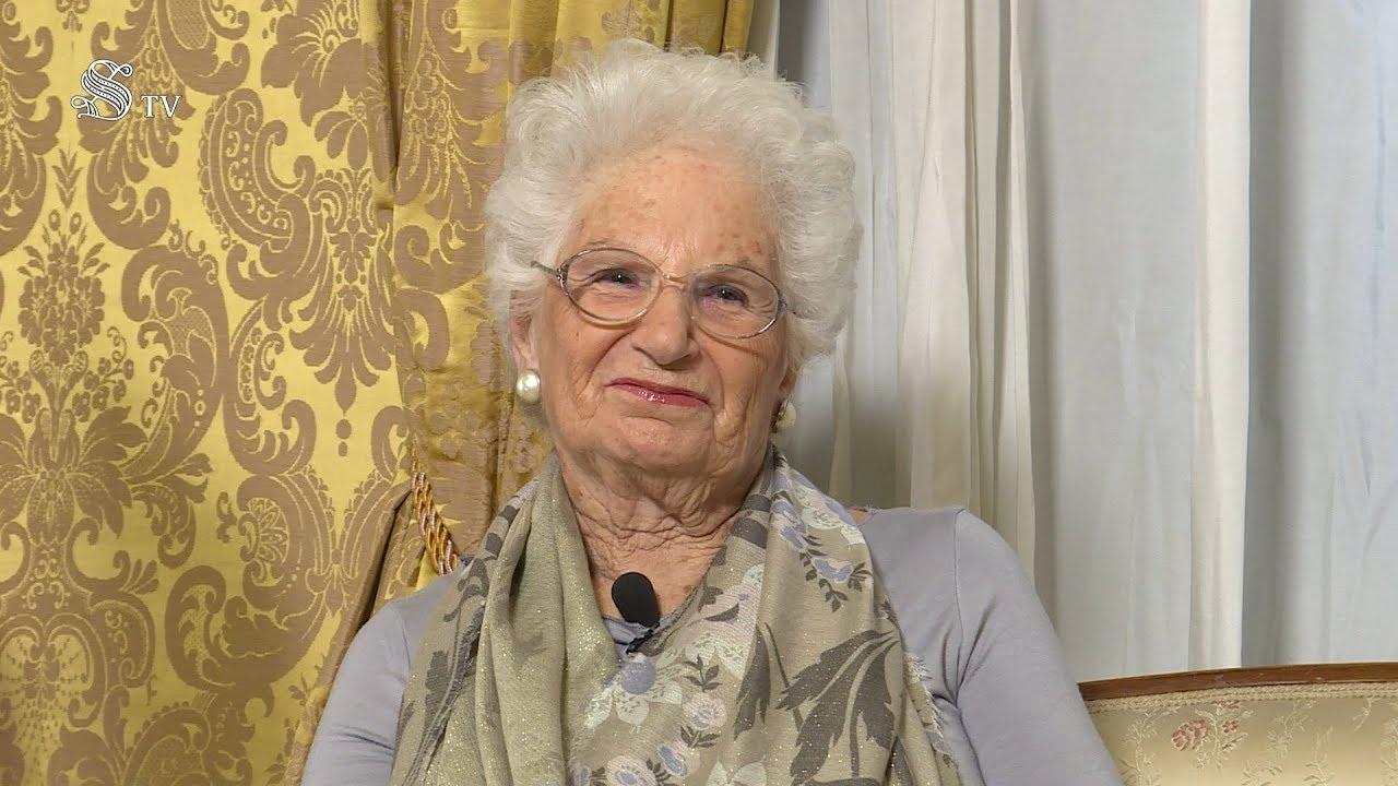 Giorno Della Memoria L Intervista Di Senatotv A Liliana Segre Senatrice A Vita Youtube