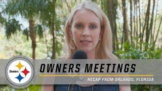Recap from Orlando | NFL Owners Meetings