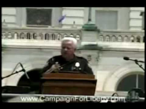 Cop Talks About FEMA Camps & Red Blue Dots