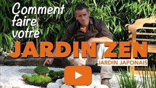 jardin zen comment faire un petit jardin japonais