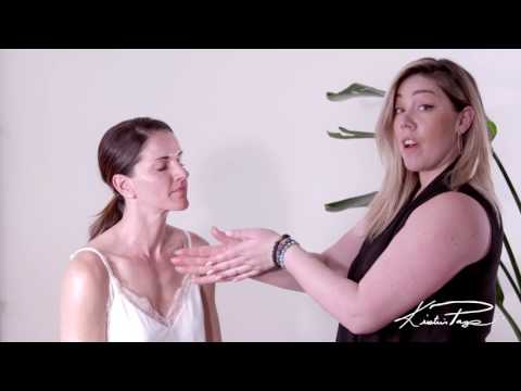 Pureza Natural Beauty Coco Body Butter Application   Kristin Page Styling