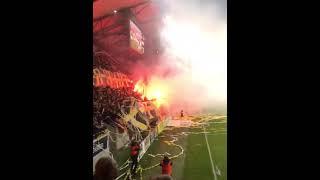 Åh upp på Råsunda (Kalmar FF-AIK inmarsch)