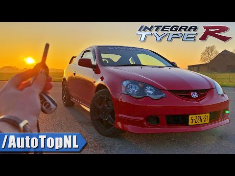 HONDA INTEGRA TYPE R DC5 | REVIEW POV On ROAD & AUTOBAHN (NO SPEED LIMIT) By AutoTopNL