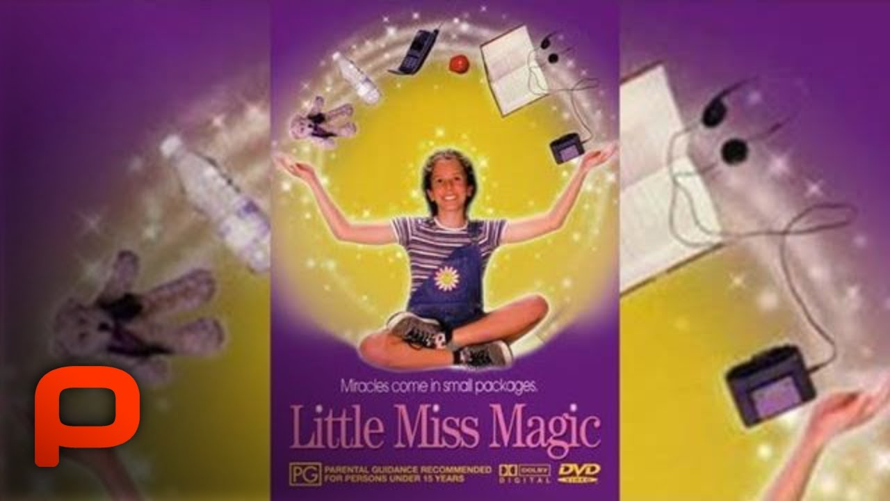 Little Miss Magic (Full Movie) Family, Comedy