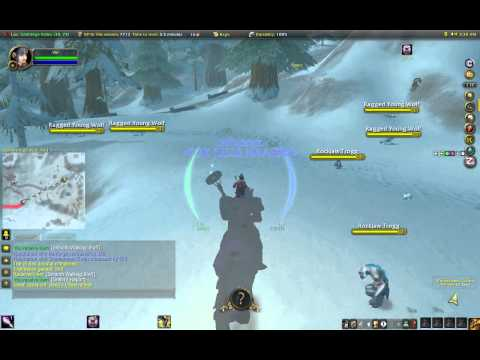 Senir's Observations Quest - World of Warcraft