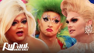 Watch Act 1 of S13 E5 👑 The Bag Ball | RuPaul's Drag Race