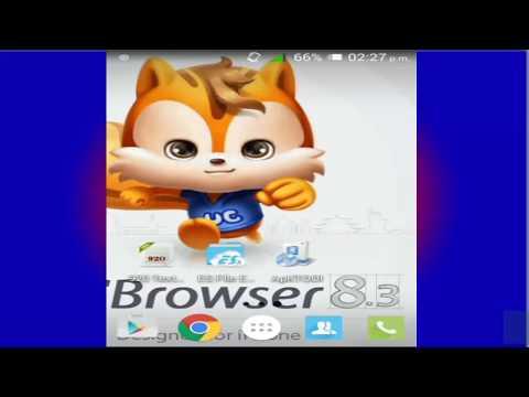 Como agregar animación al menú handler de opera mini,uc browser etc