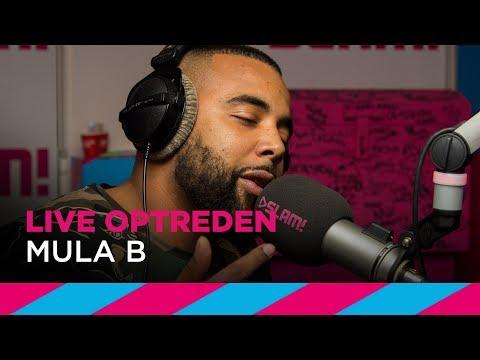 Mula B doet 'Bandolero' [LIVE] | SLAM!