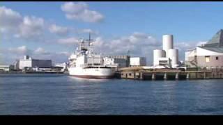 名古屋港(1907年開港)ポートビル完成(1984年)五大港の一つ
