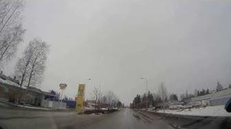 170318 174 Haapajärvi, Valtakatua