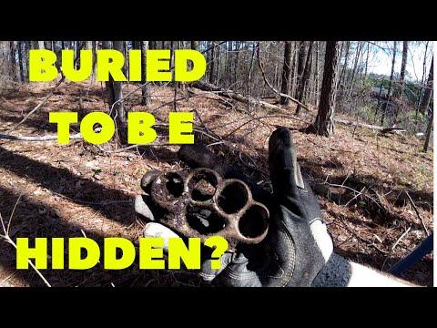 Strange Find With Civil War Relics: Metal Detecting (2019)