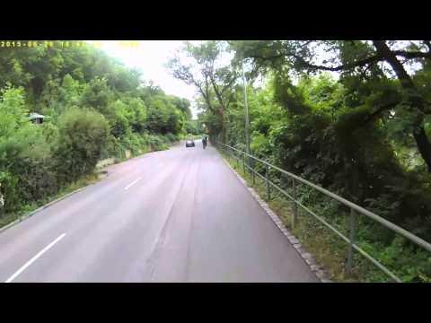Feierabend Pushing / Longboard / Stuttgart / Max-Eyth-See