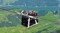 """Doppelmayr/Garaventa 60-ATW """"CabriO Kälti-Stanserhorn"""" Stans, Schweiz (2012)"""