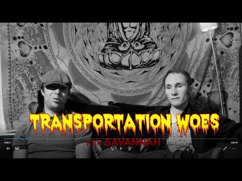 Savannah Interview on Some of Their Worst Transportation Woes - Tales of Touring Terror #061